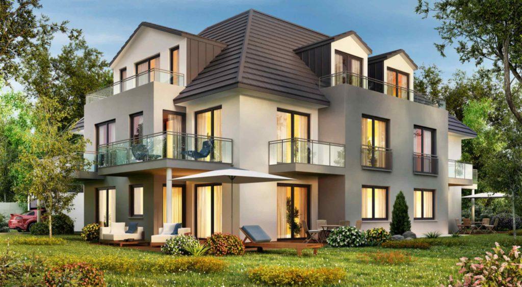 Ihre Wunschimmobilie - Immobilien-Vermietung